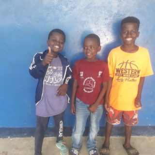 Meet the Mwangagi boys; Mutuku, James, and Mutua, who became orphans beginning of 2020. They are blessed to be part of the 52 boys rescued in April 2020 due to Covid-19. We have reintegrated them into our Family Foster Care program as they continue to recover from their trauma. Furthermore, we continue in the search for any far relative. Will you take the opportunity to be one of the 5 sponsors who can donate $ 35 per month to cover for their shelter, food and clothes? Please contact us through email (info@s2s.ngo) or through a personal message in Facebook These boys use to have a set of twins. Their two brothers died at an early age because of poverty, HIV-positive mother, and overdoses. These boys went to the street to survive after losing everything, even a place to stay in their slum. But they were rescued by a local church and brought to the children depart. #s2skidshomes #rescue #onesimusboys #s2sfostercare #fostercare #sharingiscaring