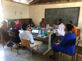 Last Saturday we had our first teachers meeting. We have grown as a school and it is always good to make sure our vision and mission,  is clear.  Also it was a nice opportunity to get to know each other better as we have some new teachers who joined this year. Over the last year we have had help from Mr. Elisha Mwango, he is a principal in another school but has helped us with registration and other items that needed to be done. He has gained a lot of wisdom and knowledge over the years and we are so grateful that he is willing to share it with us and to help us to grow. We are excited to see what this new year is going to bring!  #dicksoncomprehensiveschool #dicksonacademy #team #teacher #excited